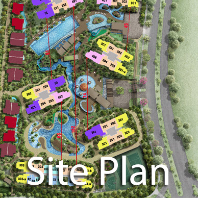 High Park Residences Site Plan
